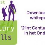 Achtergrondinformatie whitepaper '21st Century Skills in het onderwijs'