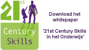 Download het whitepaper '21st Century Skills in het onderwijs'
