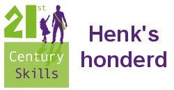 Henks Honderd 21st Century Skills