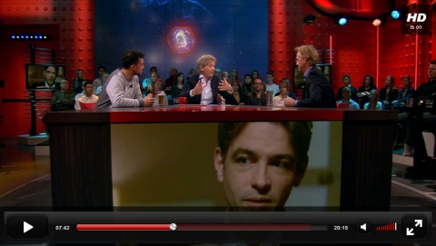 The Mind of the Universe DWDD