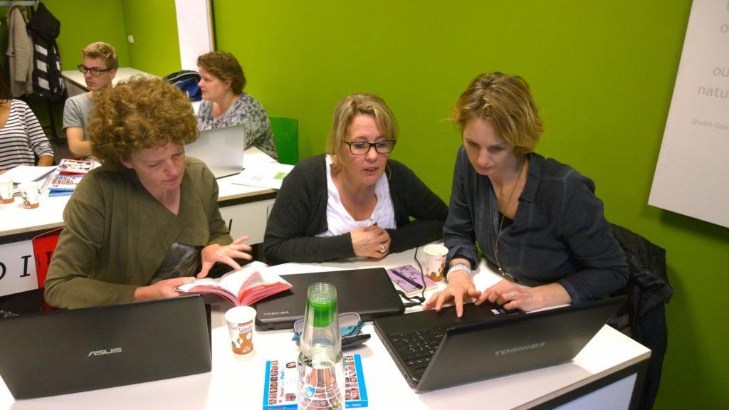 teamontwikkeltraject leren in de 21e eeuw en 21st century skills